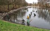 Výlov Cukrovarského rybníka