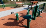 fitness prvek pro seniory