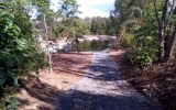 napouštění rybníka Lipiny