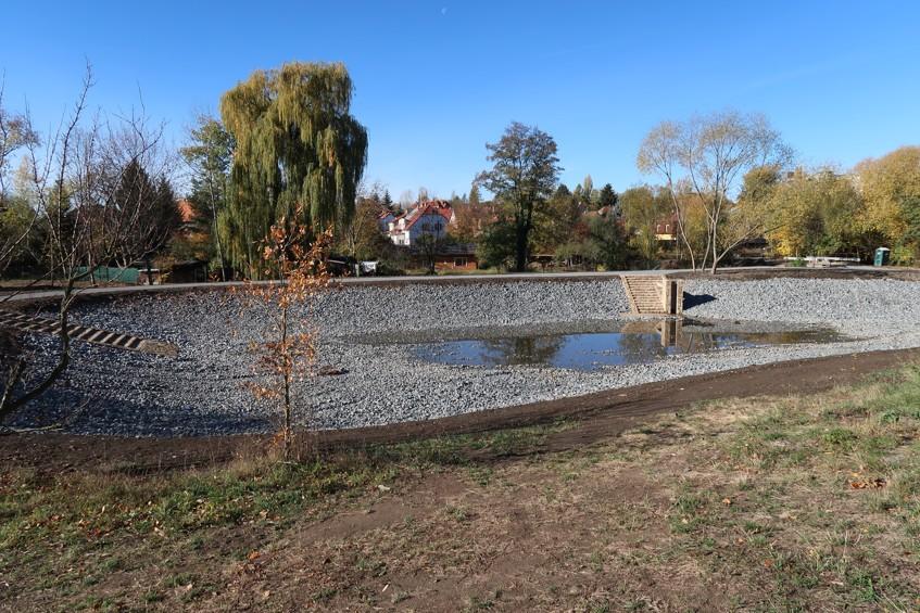 rybník Terezka