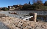 Dokončili jsme práce na rybníce Terezka