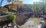 Revitalizovaná část Litovického potoka