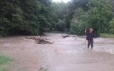 Povodeň na Dalejském potoku