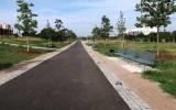 Centrální park na Chodově, nové cesty