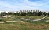 Centrální park na Chodově