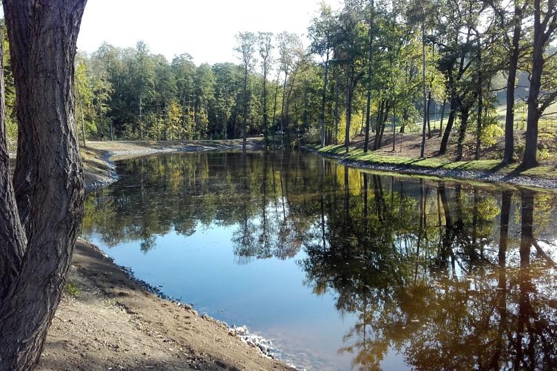 rybník Lipiny