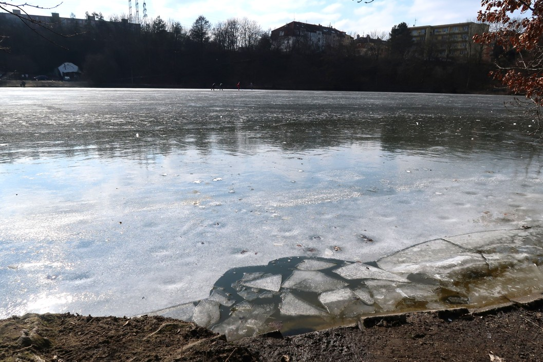 tenký led