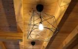 Interiér Dřeváku v ekocentru Prales