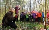 Společně s dětmi jsme navrátili ježky do volné přírody
