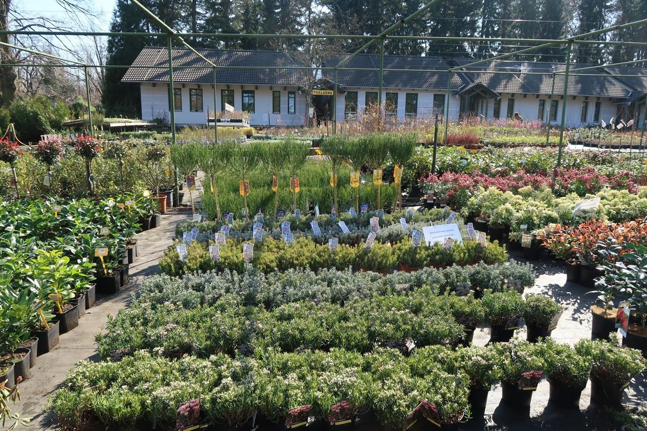prodejna zahradnictvi