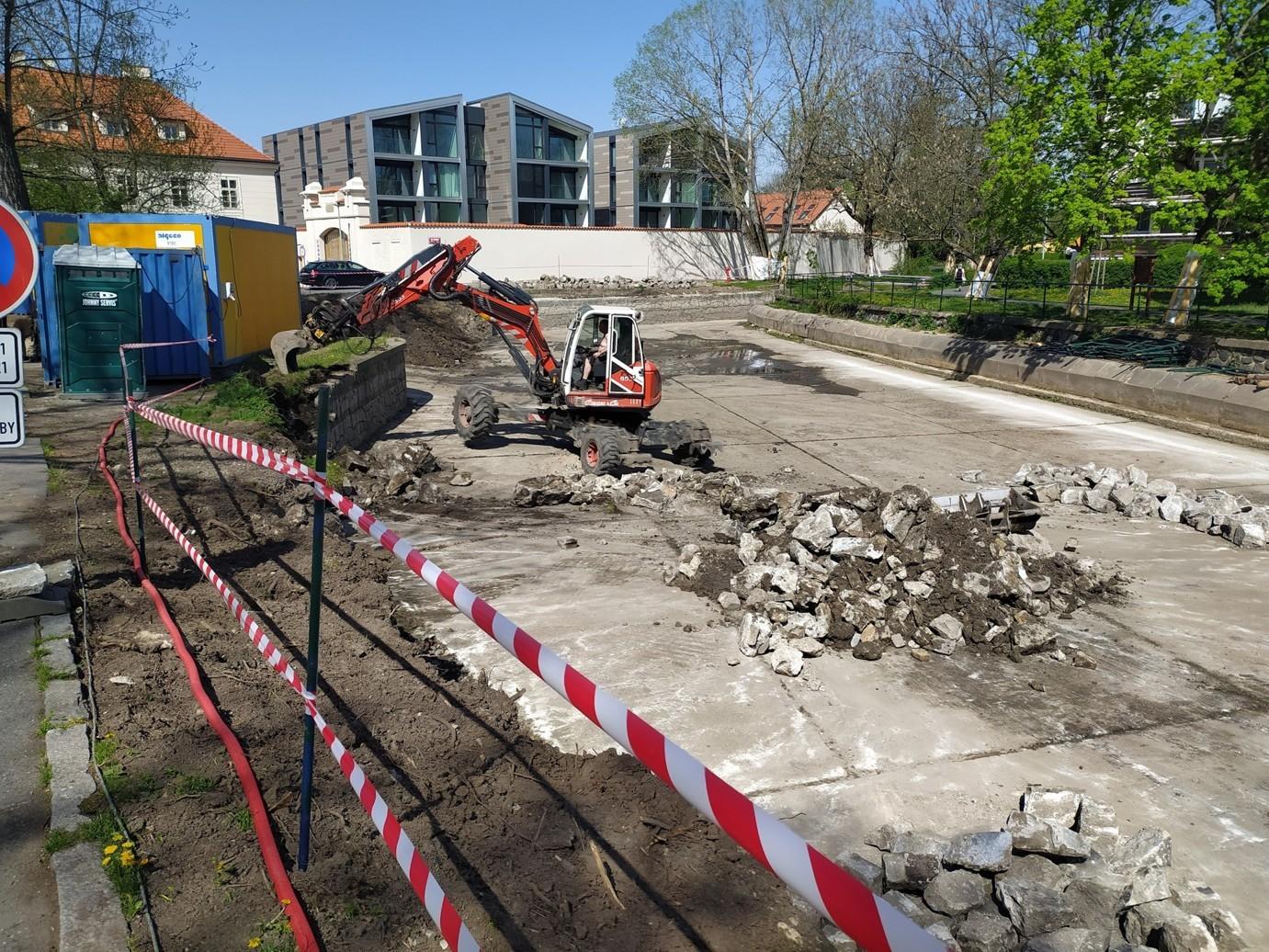 Revitalizace Vokovického rybníka