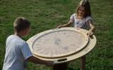 Cesta dřeva - herní prvky