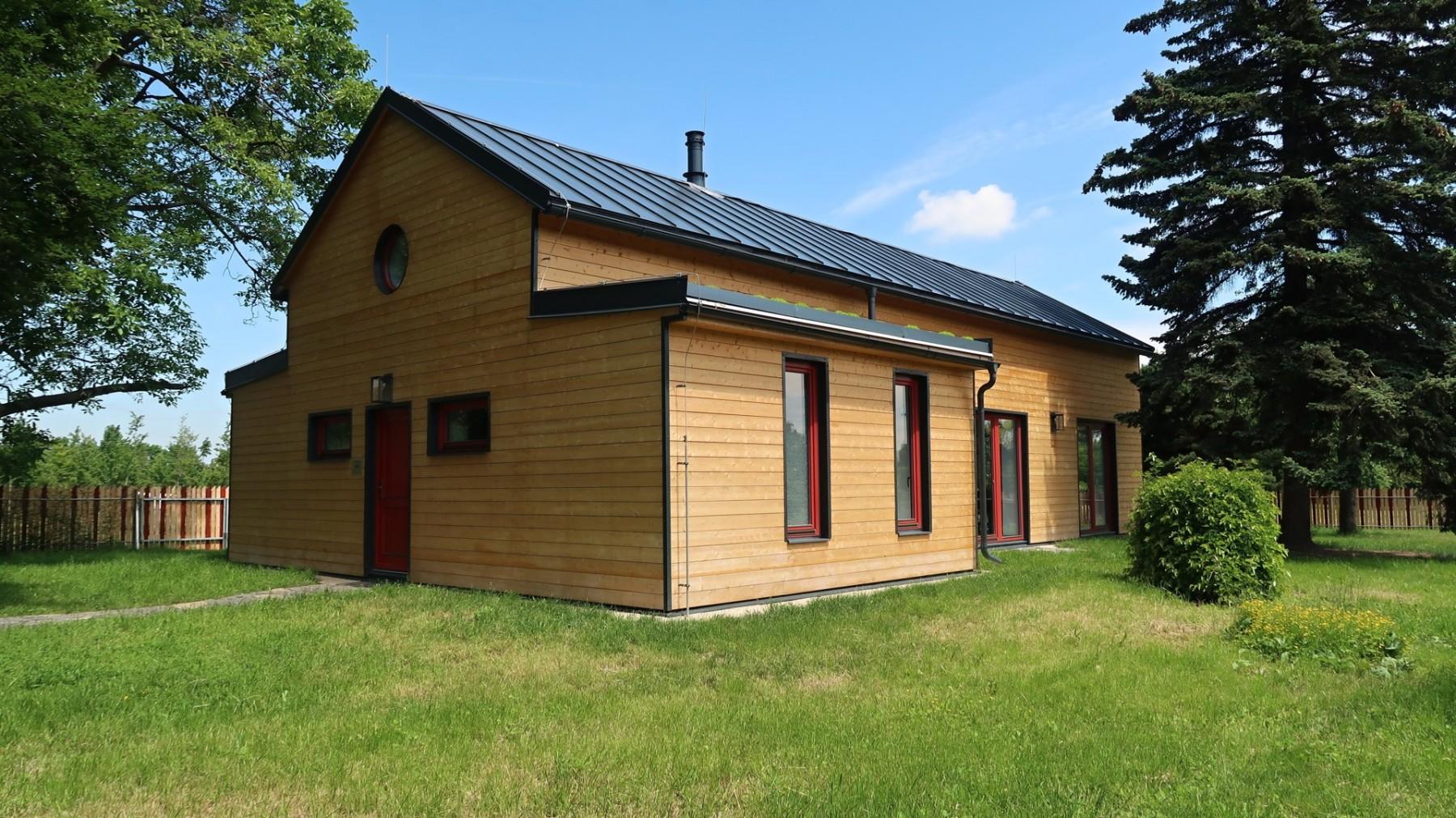 budova Dřeváku