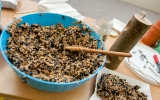 Výroba ptačích krmítek