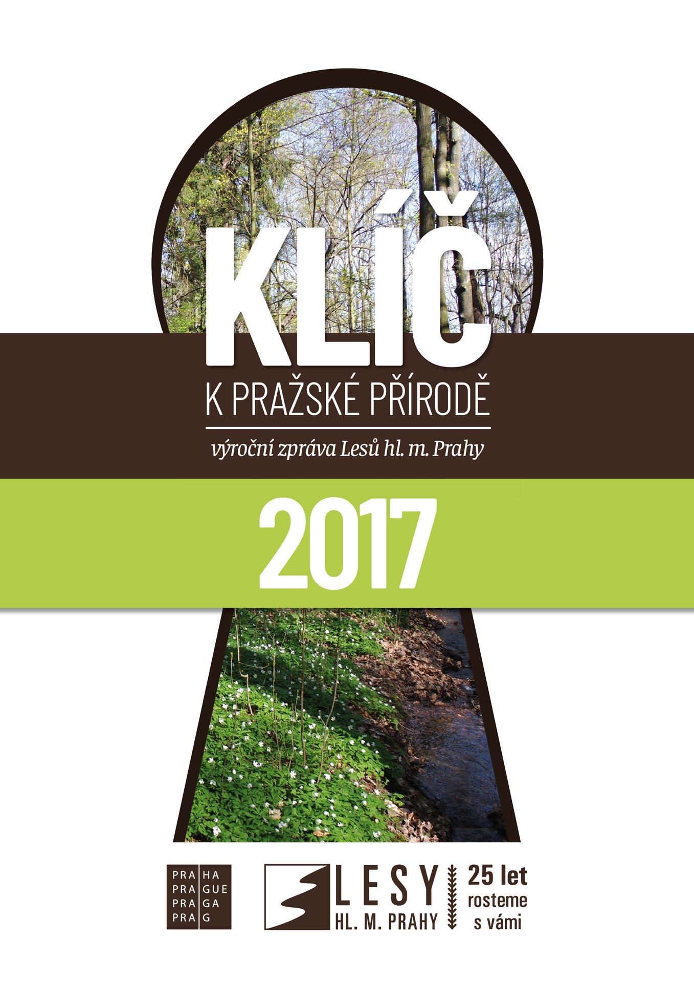 výroční zpráva LHMP za rok 2017