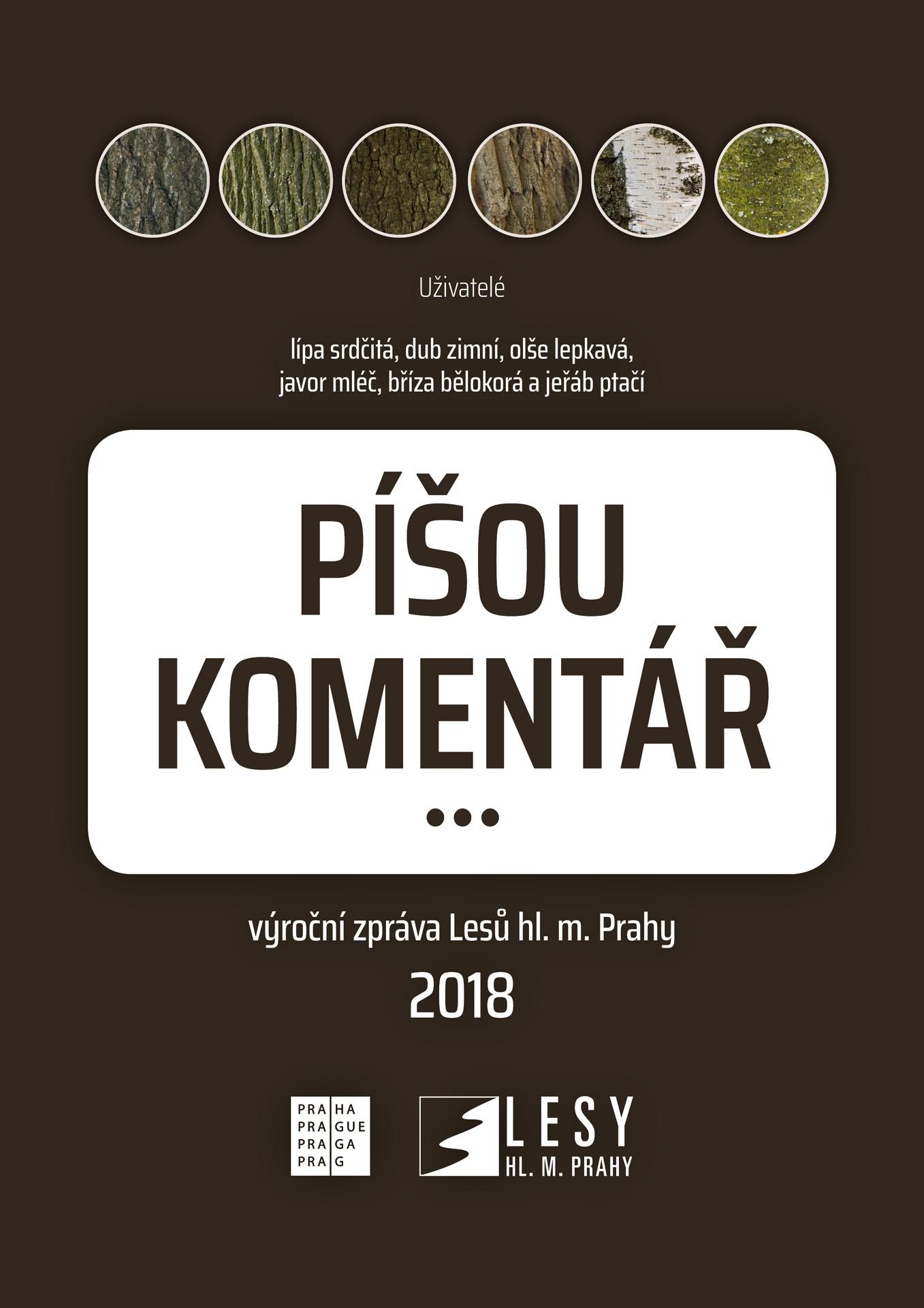 výroční zpráva LHMP za rok 2018