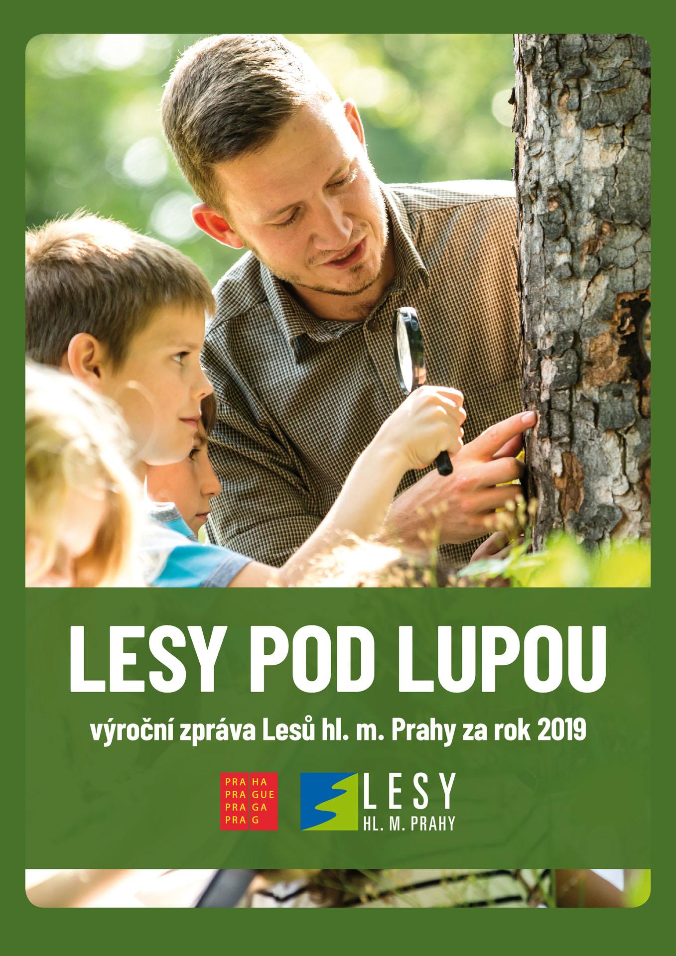 výroční zpráva LHMP za rok 2019